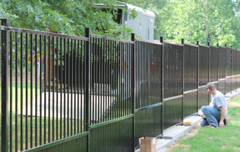 Fencing-install