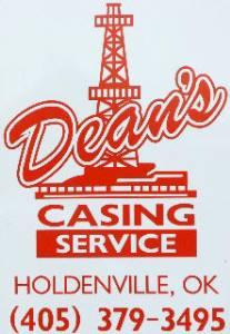 Deans Casing Service Logo 300x300