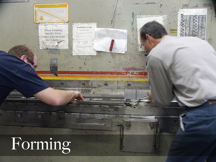 Forming-Label